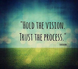 'HOLD VISION 