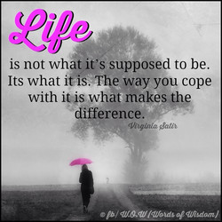 is not what it's supposed to be. 