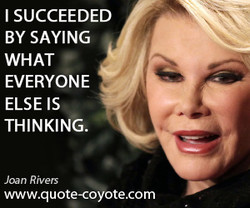 I SUCCEEDED 