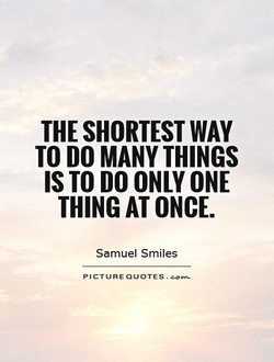 THE SHORTEST WAY 
