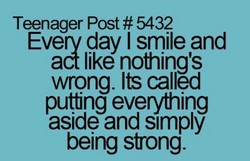 Teenager Post # 5432 