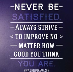 -NEVER BE 