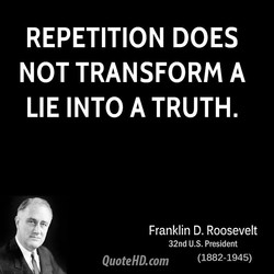 REPETITION DOES 