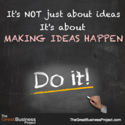 IE's NOT jus& abou& ideas 