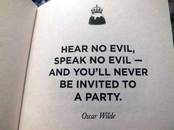 HEAR NO EVIL, 