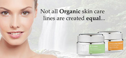 Not all Organic skin care 
