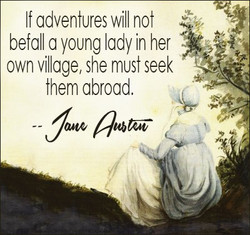 If adventures Will not 