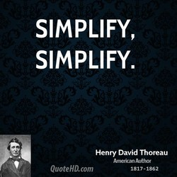 SIMPLIFY, 