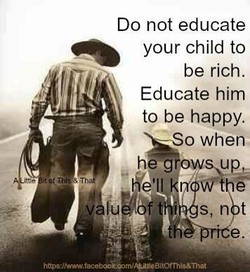 Do not educate 