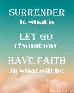 SURRENDER 