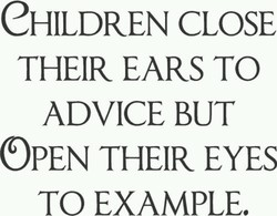 CHILDREN CLOSE 