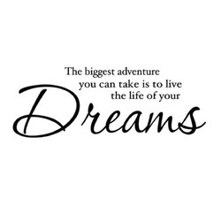 The biggest adventure 