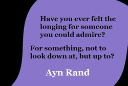 Have you ever felt the 