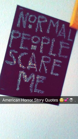 AmericaifHorror Story Quotes