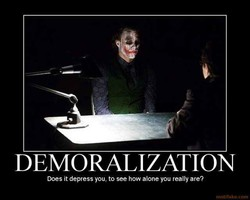 DEMORALIZATION 