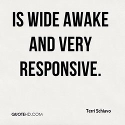 IS WIDE AWAKE 