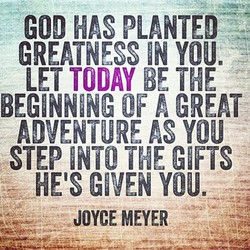 GOD PLANTED 