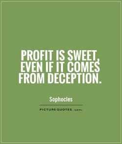 PROFIT IS SWEET 