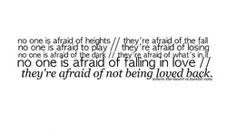 no one is of hei?hts// 