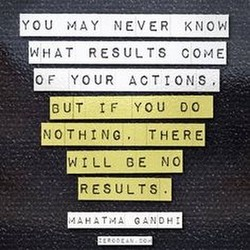 YOU MAY NEVER 