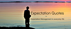 Expectation Quotes 