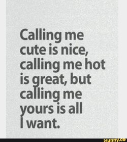 Calling me 