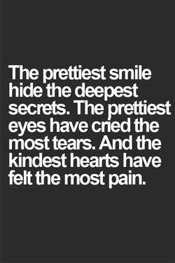 The prettiest smile 