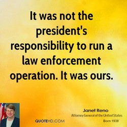 It was not the 