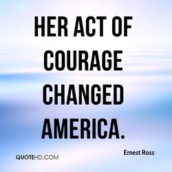 HER ACT OF 