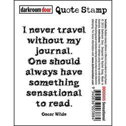Quote Stamp 