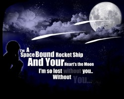 space Bound Rocket Ship 
