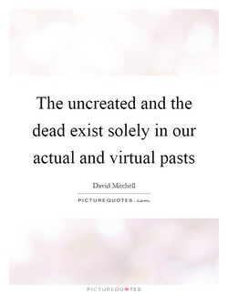 The uncreated and the 