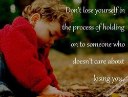 lose yourself in 