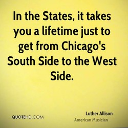In the States, it takes 