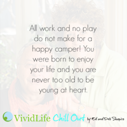 All work and no play 