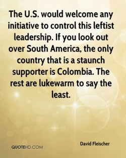 The U.S. would welcome any 