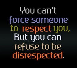 vou can't 