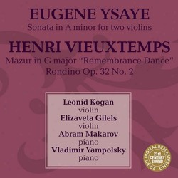 EUGENE YSAYE 