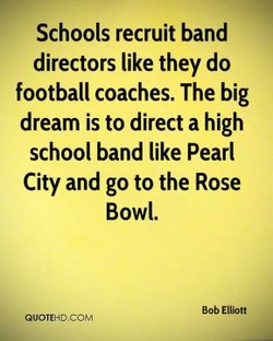 Schools recruit band 