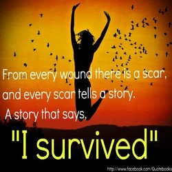 From everyw n ther sa scar, 