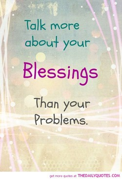 Talk more 