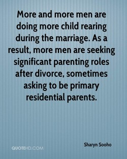 more and more men are 