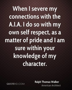 When I severe my 