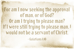 For am I now seeking the approval 