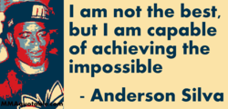 I am not the best, 