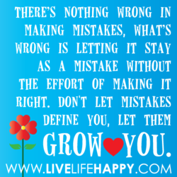 THERE'S NOTHING WRONG IN 