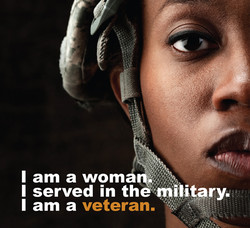 I am a wom 