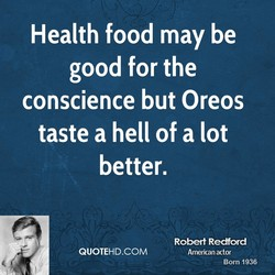 Health food may be 