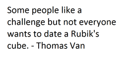 Some people like a 