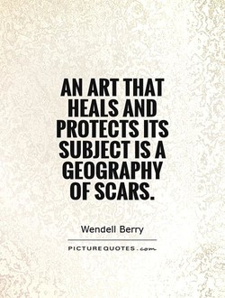 AN ART THAT 